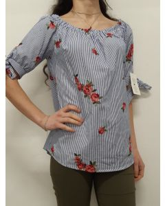 Camicia fantasia con rose art_2065