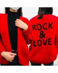 Cardigan Rock and Love
