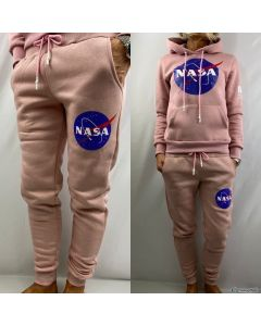 Pantaloni tuta ragazza NASA art_155