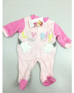 Pagliaccetto baby femmina Lovely art_99312