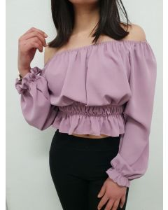 Top chiffon N-one art_0585