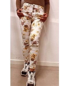 Jeans Crazy in yellow art_9235