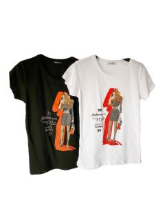T-shirt Fashion fades Style remains