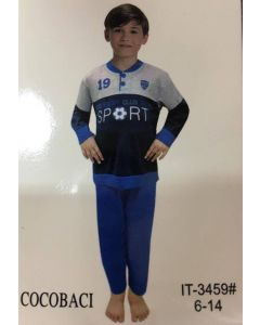 Pigiama bambino SPORT art_IT3459