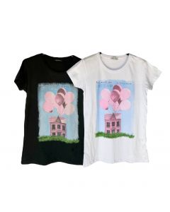 T-shirt dream house