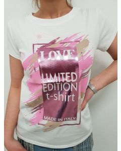 T-shirt Love Limited Edition